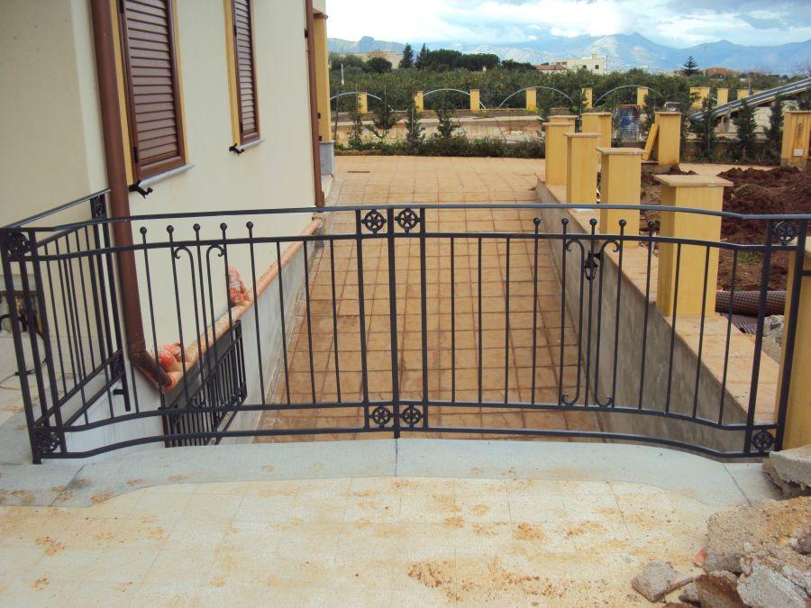 Bien connu Arte Ferro di F.sco Giannone - Lavorazione ferro battuto - HF59